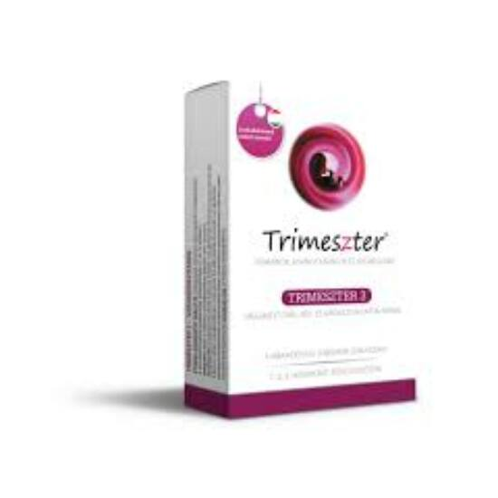 Trimeszter 3 vitamin tabletta várandósoknak 60x