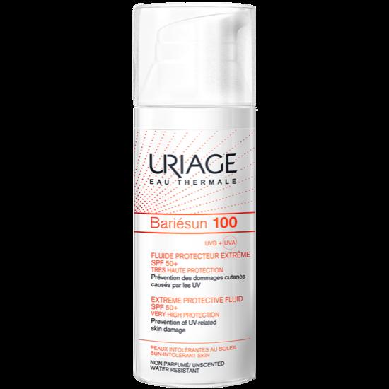 Uriage Bariésun 100 Extra erős fényvédő fluid 50ml