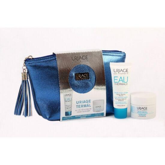 Uriage termál hidratáló csomag neszeszerben normál-kombinált bőrre 2x