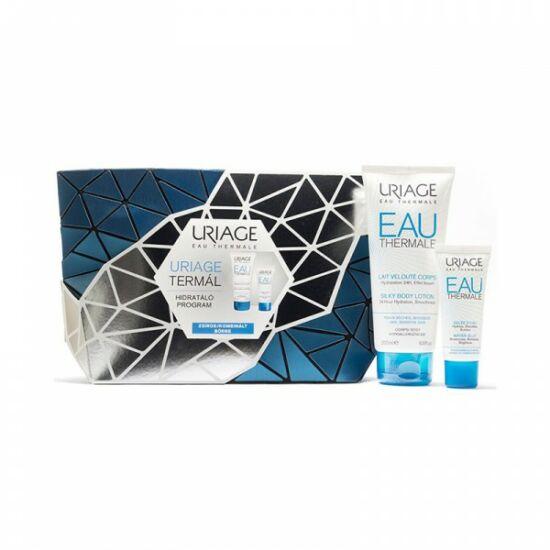 Uriage termál hidratáló csomag neszeszerben zsíros-kombinált bőrre 2x