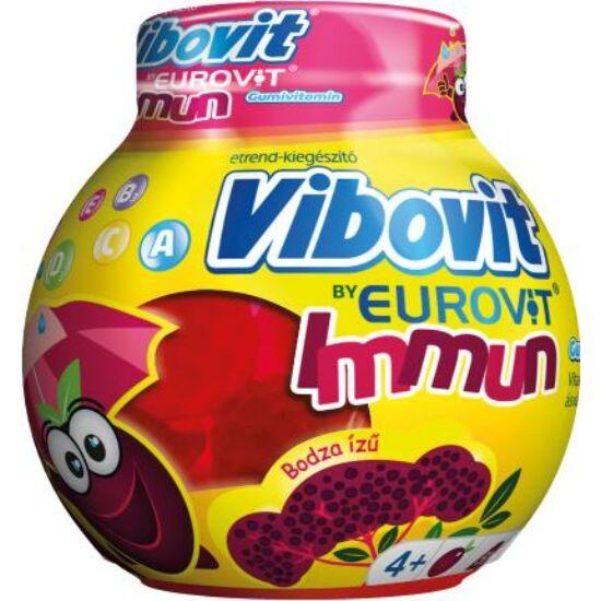 Vibovit Immun bodza ízű gumivitamin 50x