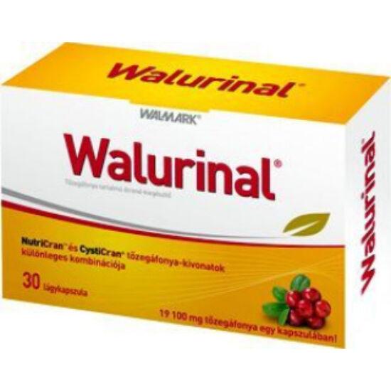 Walmark Walurinal kapszula aranyvesszővel+D-vit.30x