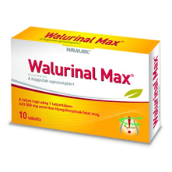 Walmark Walurinal Max tabletta aranyvessző +D-vit. 10x